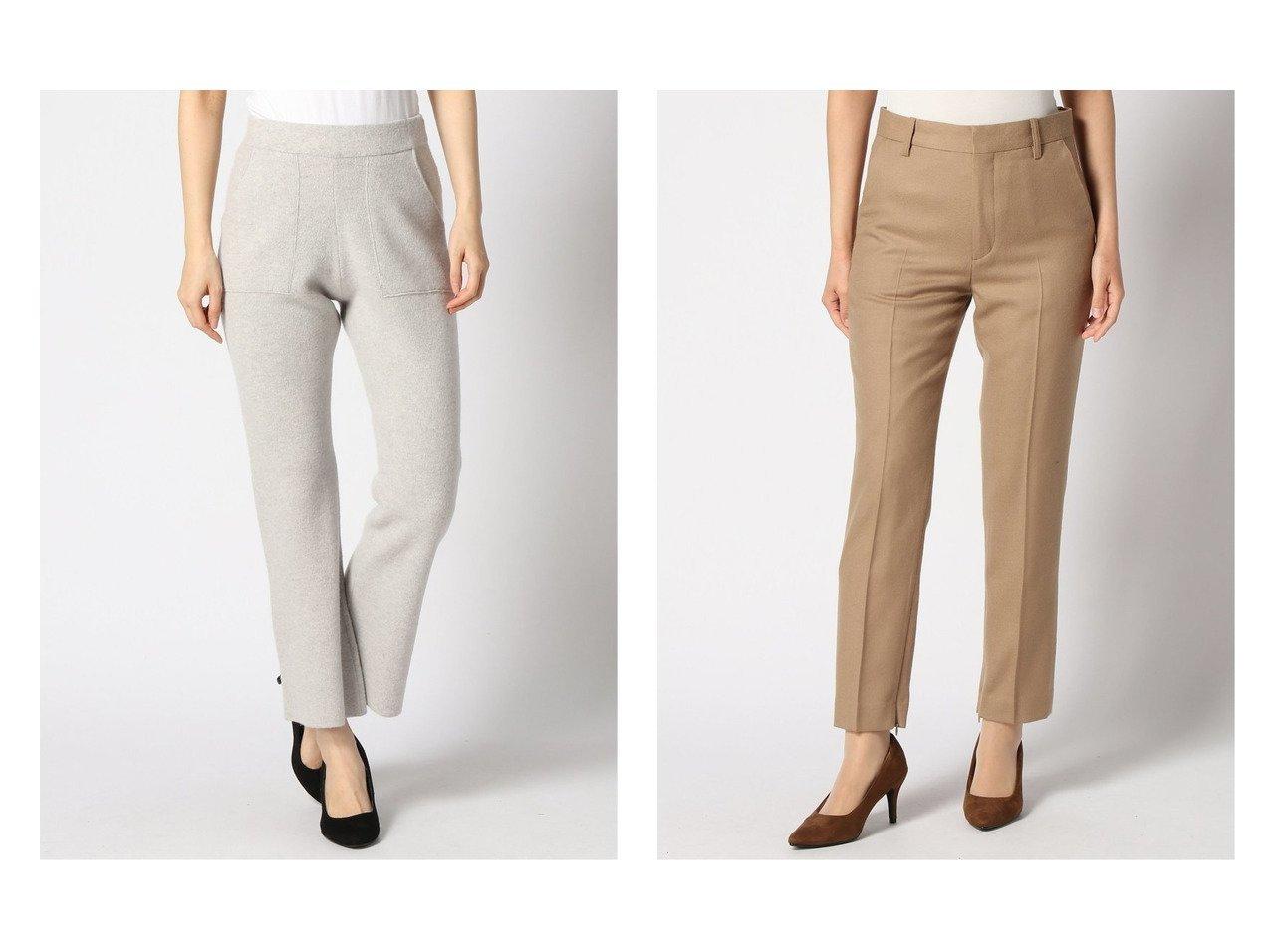 【Spick & Span/スピック&スパン】のサイドZIP SlimPT&【SLOBE IENA/スローブ イエナ】のEyreスムースニットPT パンツのおすすめ!人気、トレンド・レディースファッションの通販 おすすめで人気の流行・トレンド、ファッションの通販商品 メンズファッション・キッズファッション・インテリア・家具・レディースファッション・服の通販 founy(ファニー) https://founy.com/ ファッション Fashion レディースファッション WOMEN パンツ Pants NEW・新作・新着・新入荷 New Arrivals 2020年 2020 2020-2021 秋冬 A/W AW Autumn/Winter / FW Fall-Winter 2020-2021 A/W 秋冬 AW Autumn/Winter / FW Fall-Winter イタリア ジーンズ リラックス 防寒 センター チェック フレア  ID:crp329100000010696