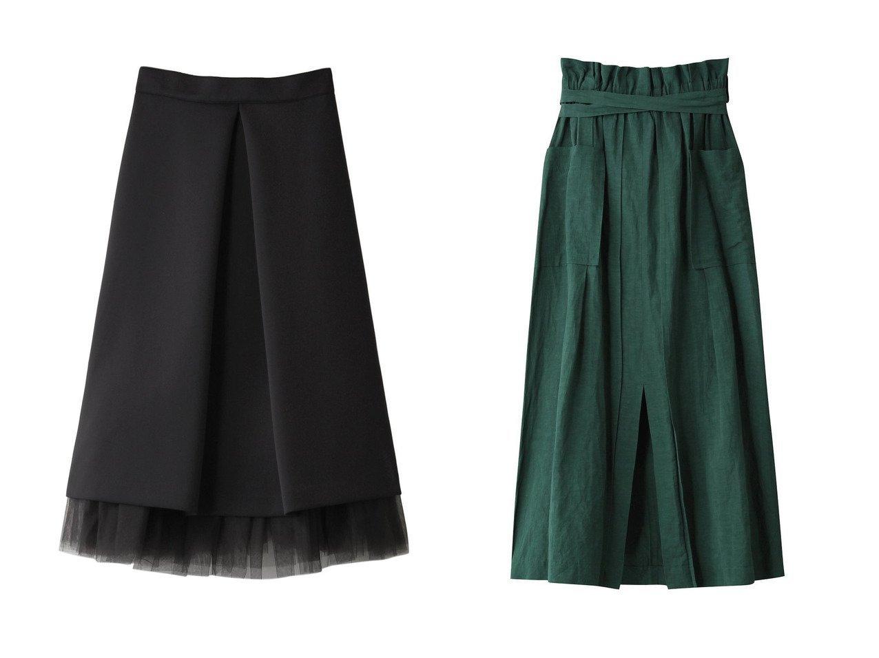 【DESIGN WORKS/デザイン ワークス】のダンボールフロントタックスカート&【martinique/マルティニーク】の【CURRENTAGE】JIM ハイウエストスカート スカートのおすすめ!人気、トレンド・レディースファッションの通販 おすすめで人気の流行・トレンド、ファッションの通販商品 メンズファッション・キッズファッション・インテリア・家具・レディースファッション・服の通販 founy(ファニー) https://founy.com/ ファッション Fashion レディースファッション WOMEN スカート Skirt ロングスカート Long Skirt 2020年 2020 2020-2021 秋冬 A/W AW Autumn/Winter / FW Fall-Winter 2020-2021 2021年 2021 2021 春夏 S/S SS Spring/Summer 2021 インナー ギャザー フロント ロング 春 Spring A/W 秋冬 AW Autumn/Winter / FW Fall-Winter  ID:crp329100000010767