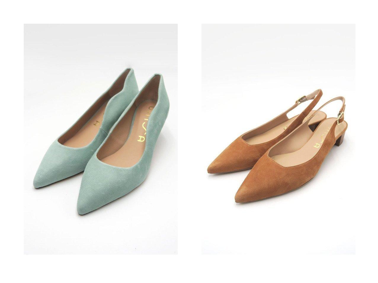 【Esmeralda/エスメラルダ】の【UNISA】ポインテッドスカラップパンプス&【UNISA】バックスリングスエードパンプス シューズ・靴のおすすめ!人気、トレンド・レディースファッションの通販  おすすめで人気の流行・トレンド、ファッションの通販商品 メンズファッション・キッズファッション・インテリア・家具・レディースファッション・服の通販 founy(ファニー) https://founy.com/ ファッション Fashion レディースファッション WOMEN バッグ Bag 2020年 2020 2020-2021 秋冬 A/W AW Autumn/Winter / FW Fall-Winter 2020-2021 2021年 2021 2021 春夏 S/S SS Spring/Summer 2021 春 Spring A/W 秋冬 AW Autumn/Winter / FW Fall-Winter |ID:crp329100000010815