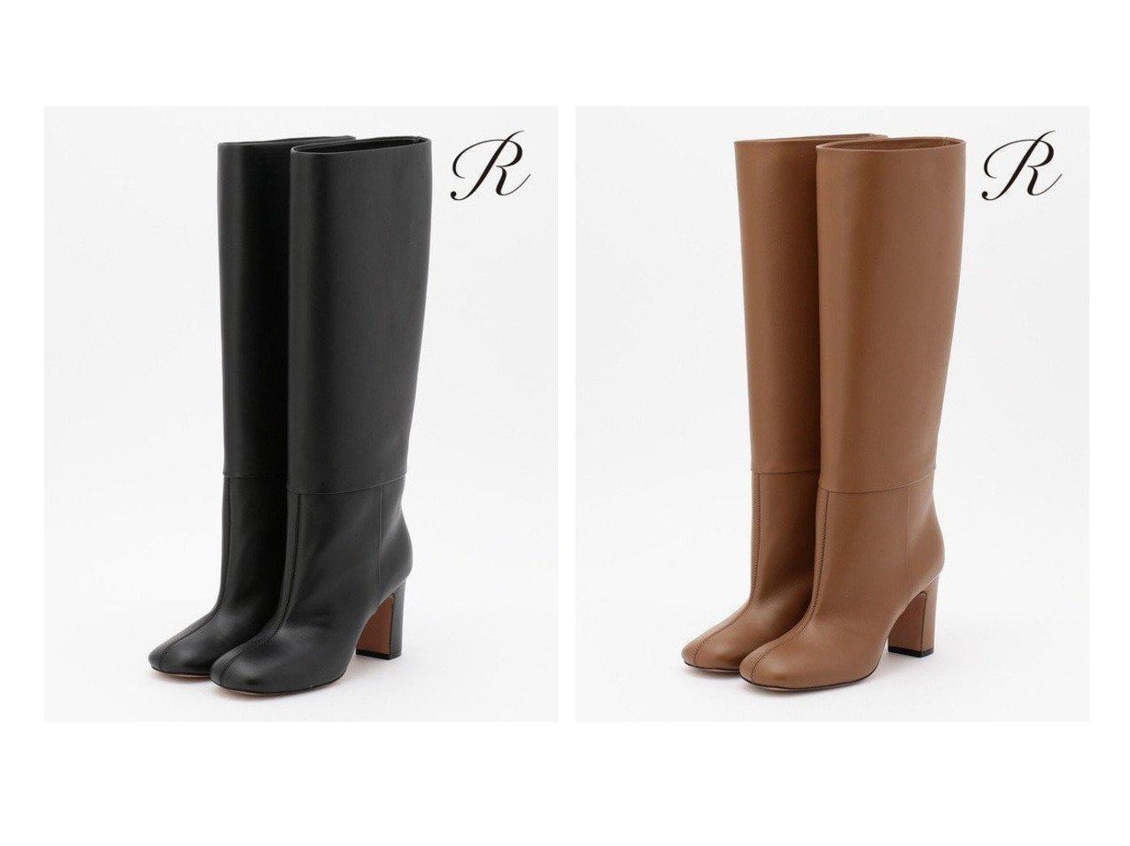 【NIJYUSANKU/23区】の【R(アール)】CHUNKY ロング ブーツ シューズ・靴のおすすめ!人気、トレンド・レディースファッションの通販  おすすめで人気の流行・トレンド、ファッションの通販商品 メンズファッション・キッズファッション・インテリア・家具・レディースファッション・服の通販 founy(ファニー) https://founy.com/ ファッション Fashion レディースファッション WOMEN 送料無料 Free Shipping 2020年 2020 2020-2021 秋冬 A/W AW Autumn/Winter / FW Fall-Winter 2020-2021 スペシャル ベーシック ミドル ロング 人気 冬 Winter 秋 Autumn/Fall A/W 秋冬 AW Autumn/Winter / FW Fall-Winter |ID:crp329100000010817