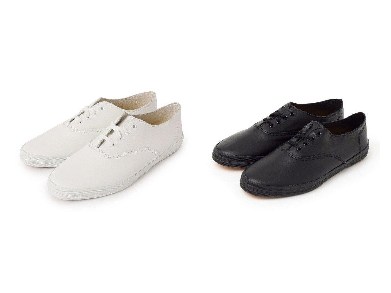 【SHIPS/シップス フォー ウィメン】のKeds CHAMPIONOXFORD シューズ・靴のおすすめ!人気、トレンド・レディースファッションの通販  おすすめで人気の流行・トレンド、ファッションの通販商品 メンズファッション・キッズファッション・インテリア・家具・レディースファッション・服の通販 founy(ファニー) https://founy.com/ ファッション Fashion レディースファッション WOMEN クッション シューズ スニーカー スリッポン 定番 Standard |ID:crp329100000010820