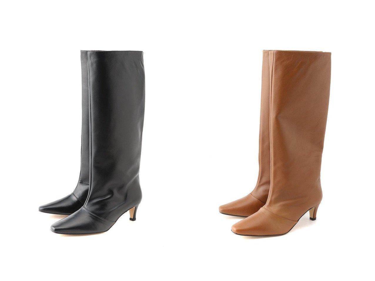 【ESCARLATA/エスカラータ】のLONG BOOTS ロングブーツ2 シューズ・靴のおすすめ!人気、トレンド・レディースファッションの通販  おすすめで人気の流行・トレンド、ファッションの通販商品 メンズファッション・キッズファッション・インテリア・家具・レディースファッション・服の通販 founy(ファニー) https://founy.com/ ファッション Fashion レディースファッション WOMEN クラシカル シューズ トレンド 人気 別注 ロング A/W 秋冬 AW Autumn/Winter / FW Fall-Winter 2020年 2020 2020-2021 秋冬 A/W AW Autumn/Winter / FW Fall-Winter 2020-2021 NEW・新作・新着・新入荷 New Arrivals |ID:crp329100000010821