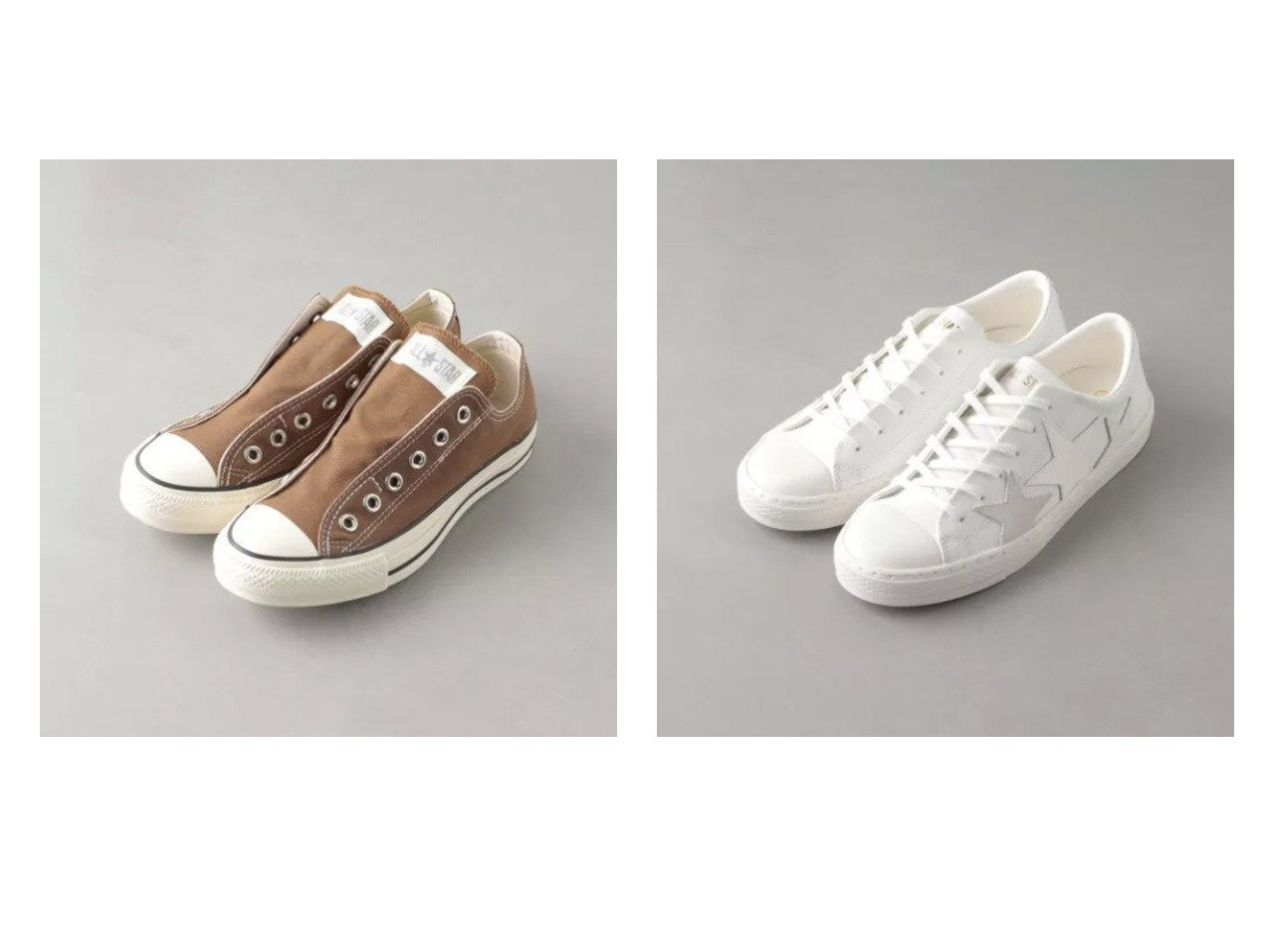 【Odette e Odile/オデット エ オディール】のCONVERSE オールスター スリップ III OX&CONVERSE オールスター クップ トリオスター OX シューズ・靴のおすすめ!人気、トレンド・レディースファッションの通販  おすすめで人気の流行・トレンド、ファッションの通販商品 メンズファッション・キッズファッション・インテリア・家具・レディースファッション・服の通販 founy(ファニー) https://founy.com/ ファッション Fashion レディースファッション WOMEN シューズ スニーカー レース |ID:crp329100000010836