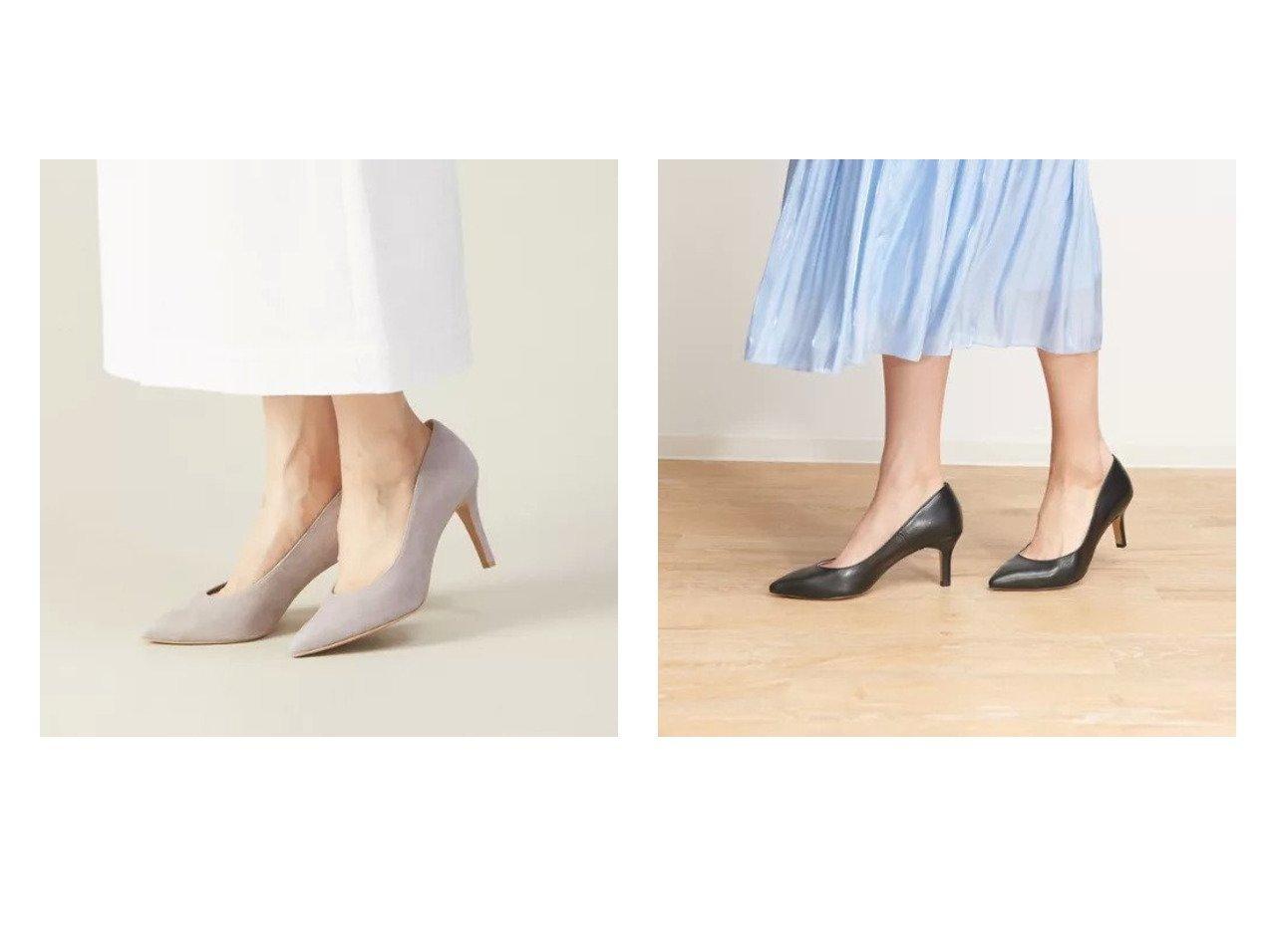 【Piche Abahouse/ピシェ アバハウス】の【最高パンプス・7cmヒール】美脚 快適 fluffy fit パンプス&【最高パンプス・8.5cmヒール】美脚 快適 fluffy fit パンプス シューズ・靴のおすすめ!人気、トレンド・レディースファッションの通販  おすすめで人気の流行・トレンド、ファッションの通販商品 メンズファッション・キッズファッション・インテリア・家具・レディースファッション・服の通販 founy(ファニー) https://founy.com/ ファッション Fashion レディースファッション WOMEN インソール 春 Spring カッティング クッション シューズ 定番 Standard ハイヒール フィット ベーシック S/S 春夏 SS Spring/Summer スタンダード デコルテ |ID:crp329100000010849