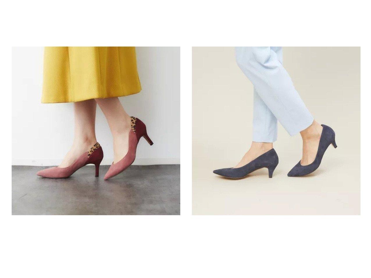 【Piche Abahouse/ピシェ アバハウス】の【最高パンプス・5cmヒール】美脚 快適 fluffy fit パンプス&【最高パンプス/7cmヒール】美脚 快適 fluffy fit 配色パンプス シューズ・靴のおすすめ!人気、トレンド・レディースファッションの通販  おすすめで人気の流行・トレンド、ファッションの通販商品 メンズファッション・キッズファッション・インテリア・家具・レディースファッション・服の通販 founy(ファニー) https://founy.com/ ファッション Fashion レディースファッション WOMEN インソール カッティング クッション シューズ 定番 Standard フィット ベーシック A/W 秋冬 AW Autumn/Winter / FW Fall-Winter |ID:crp329100000010851
