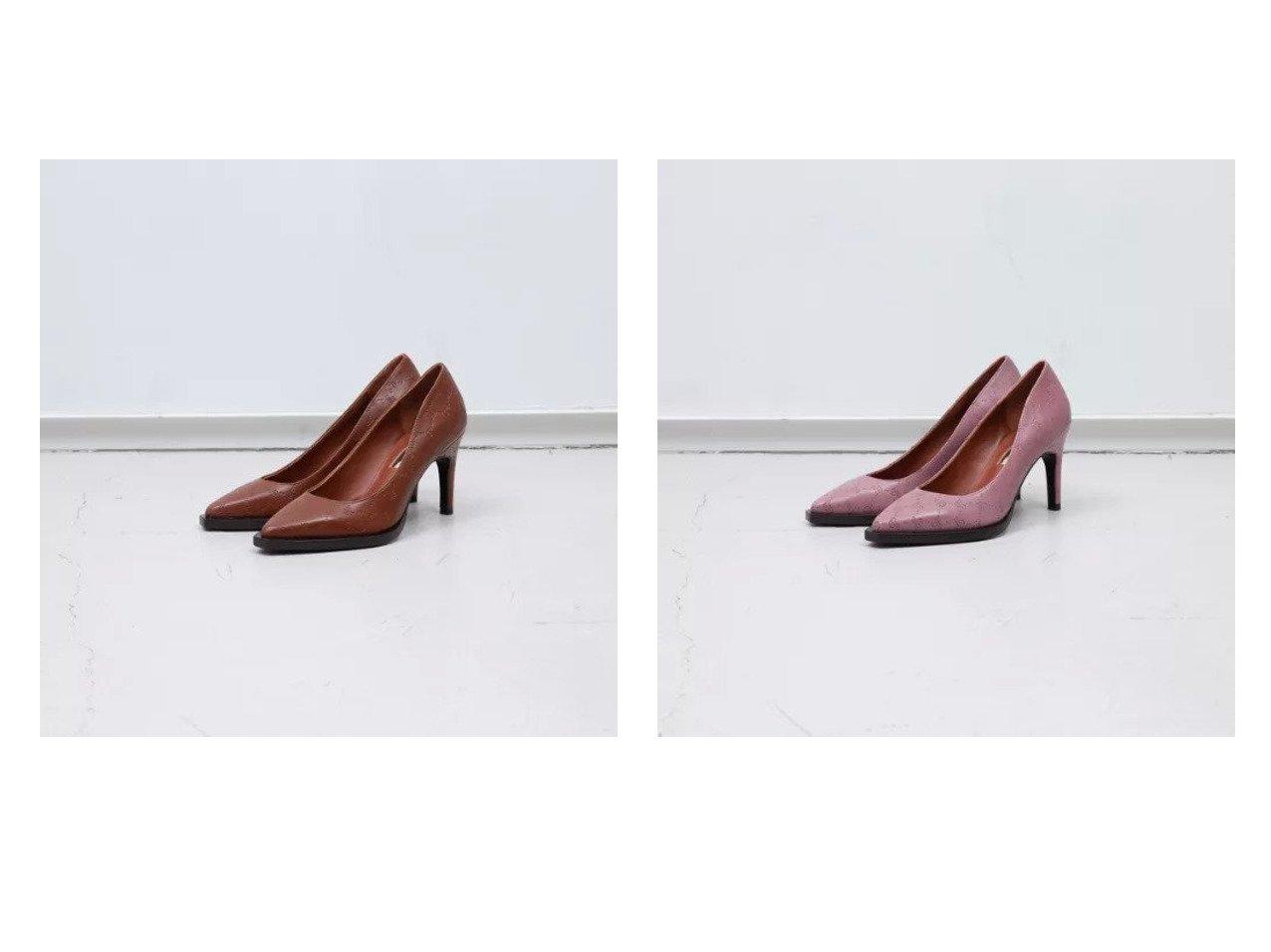 【Au BANNISTER/オゥ バニスター】のハイヒールコバパンプス シューズ・靴のおすすめ!人気、トレンド・レディースファッションの通販  おすすめで人気の流行・トレンド、ファッションの通販商品 メンズファッション・キッズファッション・インテリア・家具・レディースファッション・服の通販 founy(ファニー) https://founy.com/ ファッション Fashion レディースファッション WOMEN ウッド シューズ 人気 時計 |ID:crp329100000010857