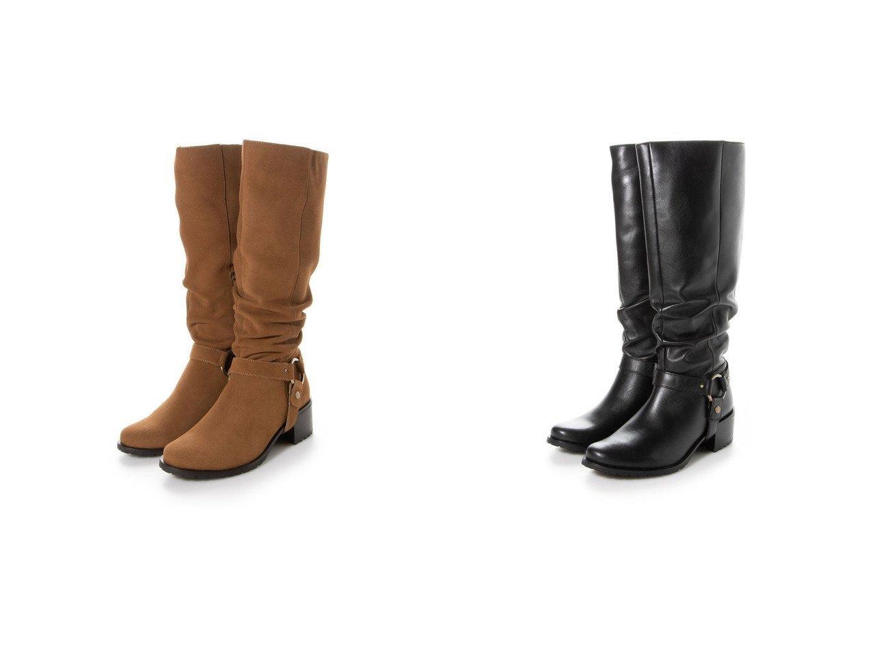 【ASHINAGAOJISAN/あしながおじさん】のルーズロングブーツ シューズ・靴のおすすめ!人気、トレンド・レディースファッションの通販  おすすめで人気の流行・トレンド、ファッションの通販商品 メンズファッション・キッズファッション・インテリア・家具・レディースファッション・服の通販 founy(ファニー) https://founy.com/ ファッション Fashion レディースファッション WOMEN ガーリー シンプル デニム フェミニン フラワー プリント ボトム ロング ワイド 人気 |ID:crp329100000010861
