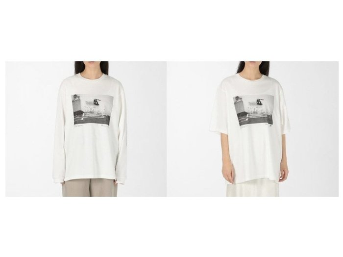 【JANE SMITH/ジェーンスミス】のJACK FARDELL WALL RIDE & GRIND &S T-SHIRT&JACK FARDELL WALL RIDE & GRIND &S T-SHIRT トップス・カットソーのおすすめ!人気、トレンド・レディースファッションの通販 おすすめファッション通販アイテム レディースファッション・服の通販 founy(ファニー) ファッション Fashion レディースファッション WOMEN トップス Tops Tshirt シャツ/ブラウス Shirts Blouses ロング / Tシャツ T-Shirts カットソー Cut and Sewn カットソー キャンバス 長袖 A/W 秋冬 AW Autumn/Winter / FW Fall-Winter 半袖 S/S 春夏 SS Spring/Summer  ID:crp329100000011170