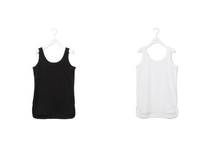 【BEIGE,/ベイジ,】のタンクトップ トップス・カットソーのおすすめ!人気、トレンド・レディースファッションの通販 おすすめファッション通販アイテム インテリア・キッズ・メンズ・レディースファッション・服の通販 founy(ファニー) https://founy.com/ ファッション Fashion レディースファッション WOMEN トップス Tops Tshirt シャツ/ブラウス Shirts Blouses ロング / Tシャツ T-Shirts カットソー Cut and Sewn 2021年 2021 2021 春夏 S/S SS Spring/Summer 2021 S/S 春夏 SS Spring/Summer カットソー タンク |ID:crp329100000011174