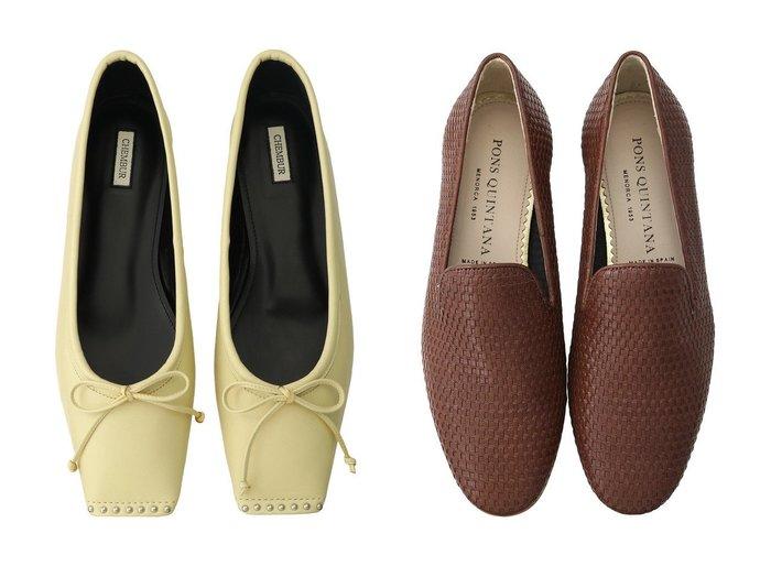 【CHEMBUR/チェンバー】のスタッズ付きスクエアトゥバレエシューズ&【PONS QUINTANA/ポンス キンタナ】のメッシュレザースリッポン シューズ・靴のおすすめ!人気、トレンド・レディースファッションの通販 おすすめファッション通販アイテム レディースファッション・服の通販 founy(ファニー) ファッション Fashion レディースファッション WOMEN 2020年 2020 2020-2021 秋冬 A/W AW Autumn/Winter / FW Fall-Winter 2020-2021 2021年 2021 2021 春夏 S/S SS Spring/Summer 2021 シューズ スタッズ バレエ フラット 春 Spring A/W 秋冬 AW Autumn/Winter / FW Fall-Winter スリッポン メッシュ |ID:crp329100000011386