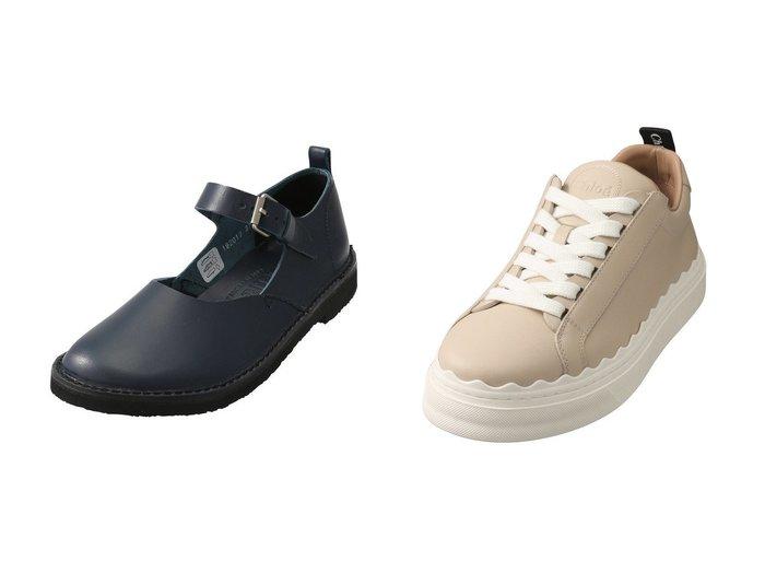 【PLAIN PEOPLE/プレインピープル】の【FRENCH THEO】レザーフラットシューズ GABIN&【CHLOE/クロエ】のLAUREN スニーカー シューズ・靴のおすすめ!人気、トレンド・レディースファッションの通販 おすすめ人気トレンドファッション通販アイテム 人気、トレンドファッション・服の通販 founy(ファニー)  ファッション Fashion レディースファッション WOMEN 2020年 2020 2020-2021 秋冬 A/W AW Autumn/Winter / FW Fall-Winter 2020-2021 2021年 2021 2021 春夏 S/S SS Spring/Summer 2021 ウェーブ スニーカー スポーティ ループ 春 Spring A/W 秋冬 AW Autumn/Winter / FW Fall-Winter シューズ シンプル フラット ベーシック ラップ |ID:crp329100000011387