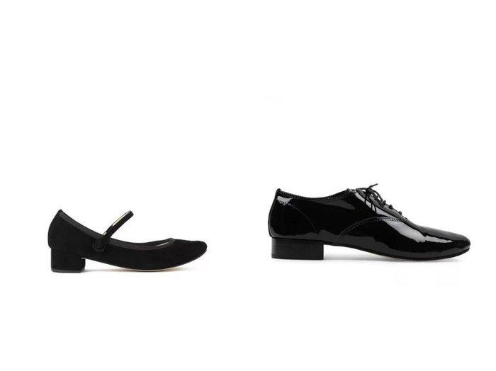 【repetto/レペット】のOxford shoe Zizi&Rose Ballerina シューズ・靴のおすすめ!人気、トレンド・レディースファッションの通販 おすすめファッション通販アイテム レディースファッション・服の通販 founy(ファニー) ファッション Fashion レディースファッション WOMEN シューズ ラップ インソール フラット レース |ID:crp329100000011399