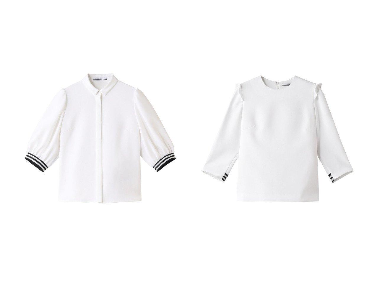 【BORDERS at BALCONY/ボーダーズ アット バルコニー】のバルーンシャツ&カフトップ トップス・カットソーのおすすめ!人気、トレンド・レディースファッションの通販 おすすめで人気の流行・トレンド、ファッションの通販商品 メンズファッション・キッズファッション・インテリア・家具・レディースファッション・服の通販 founy(ファニー) https://founy.com/ ファッション Fashion レディースファッション WOMEN トップス Tops Tshirt シャツ/ブラウス Shirts Blouses 2020年 2020 2020-2021 秋冬 A/W AW Autumn/Winter / FW Fall-Winter 2020-2021 2021年 2021 2021 春夏 S/S SS Spring/Summer 2021 シェイプ スリーブ ツイル バルーン ロング 春 Spring A/W 秋冬 AW Autumn/Winter / FW Fall-Winter  ID:crp329100000011530