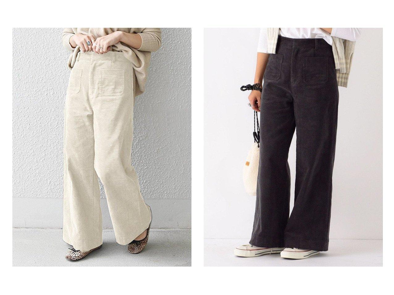 【SHIPS any/シップス エニィ】のSHIPS any コーデュロイ ポケットパンツ パンツのおすすめ!人気、トレンド・レディースファッションの通販 おすすめで人気の流行・トレンド、ファッションの通販商品 メンズファッション・キッズファッション・インテリア・家具・レディースファッション・服の通販 founy(ファニー) https://founy.com/ ファッション Fashion レディースファッション WOMEN パンツ Pants コーデュロイ ジーンズ ポケット 人気 A/W 秋冬 AW Autumn/Winter / FW Fall-Winter |ID:crp329100000011687