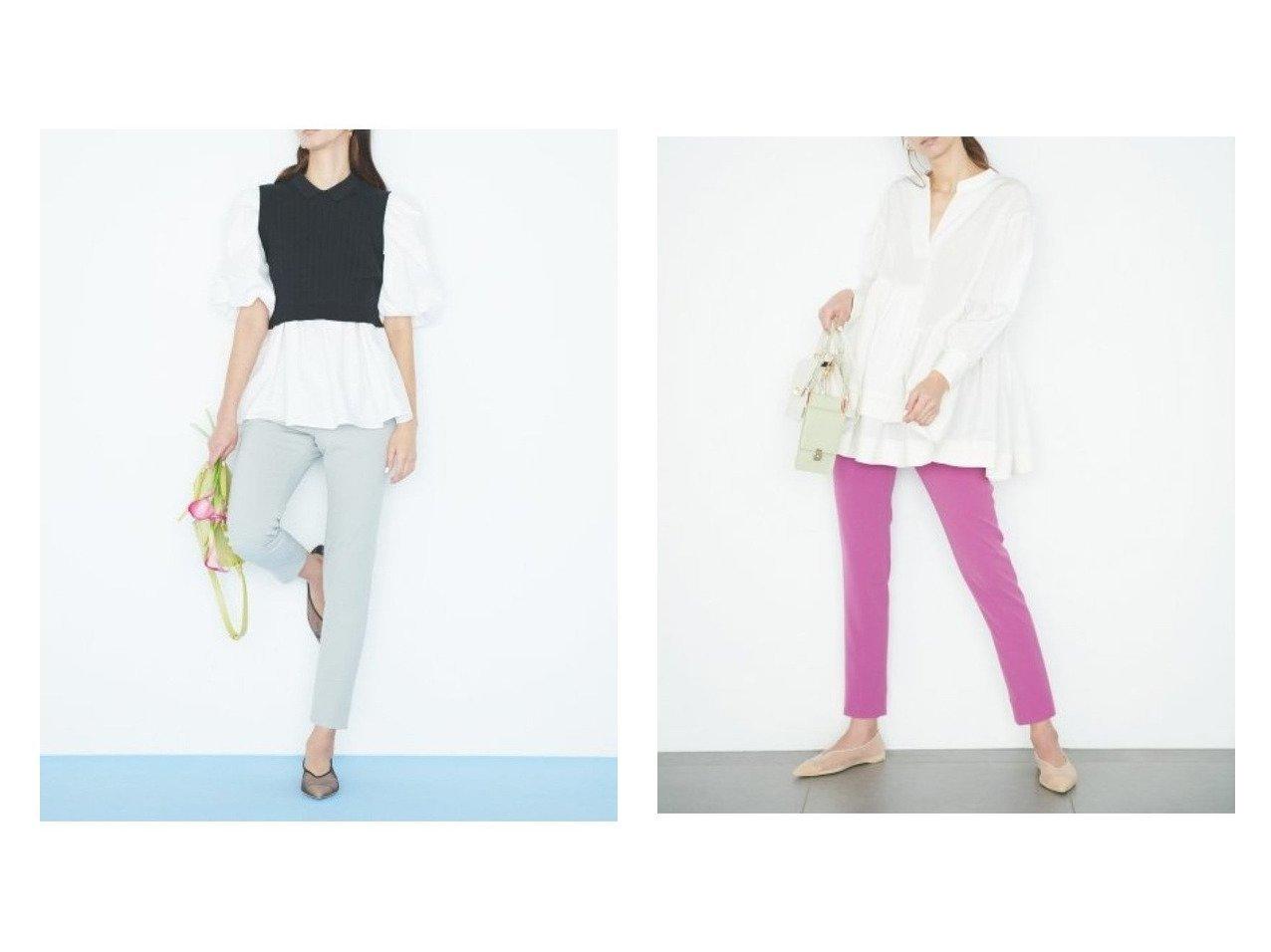 【CELFORD/セルフォード】のカラースティックパンツ パンツのおすすめ!人気、トレンド・レディースファッションの通販 おすすめで人気の流行・トレンド、ファッションの通販商品 メンズファッション・キッズファッション・インテリア・家具・レディースファッション・服の通販 founy(ファニー) https://founy.com/ ファッション Fashion レディースファッション WOMEN パンツ Pants NEW・新作・新着・新入荷 New Arrivals ウォッシャブル ジーンズ ストレッチ バランス ベーシック 再入荷 Restock/Back in Stock/Re Arrival 定番 Standard |ID:crp329100000011718