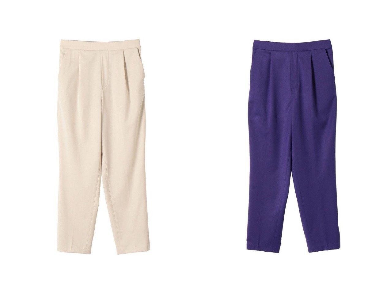 【SHIPS/シップス フォー ウィメン】のウォッシャブルテーパードパンツ パンツのおすすめ!人気、トレンド・レディースファッションの通販 おすすめで人気の流行・トレンド、ファッションの通販商品 メンズファッション・キッズファッション・インテリア・家具・レディースファッション・服の通販 founy(ファニー) https://founy.com/ ファッション Fashion レディースファッション WOMEN パンツ Pants NEW・新作・新着・新入荷 New Arrivals クロップド ジーンズ メランジ 定番 Standard |ID:crp329100000011723