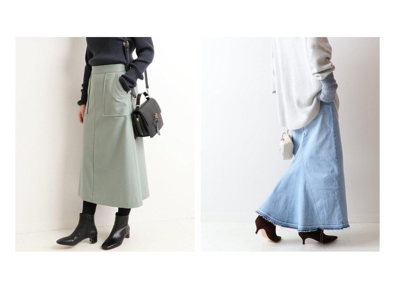 【SLOBE IENA/スローブ イエナ】の《WEB限定/追加》ウォッシャブルフラノAラインスカート&【FRAMeWORK/フレームワーク】のストレッチデニム切り替えタイトスカート スカートのおすすめ!人気、トレンド・レディースファッションの通販 おすすめで人気の流行・トレンド、ファッションの通販商品 メンズファッション・キッズファッション・インテリア・家具・レディースファッション・服の通販 founy(ファニー) https://founy.com/ ファッション Fashion レディースファッション WOMEN スカート Skirt Aライン/フレアスカート Flared A-Line Skirts 2021年 2021 2021 春夏 S/S SS Spring/Summer 2021 S/S 春夏 SS Spring/Summer ストレッチ タイトスカート デニム フリンジ フレア ベーシック ロング 再入荷 Restock/Back in Stock/Re Arrival スリム ミモレ 冬 Winter A/W 秋冬 AW Autumn/Winter / FW Fall-Winter 2020年 2020 2020-2021 秋冬 A/W AW Autumn/Winter / FW Fall-Winter 2020-2021 NEW・新作・新着・新入荷 New Arrivals |ID:crp329100000011739