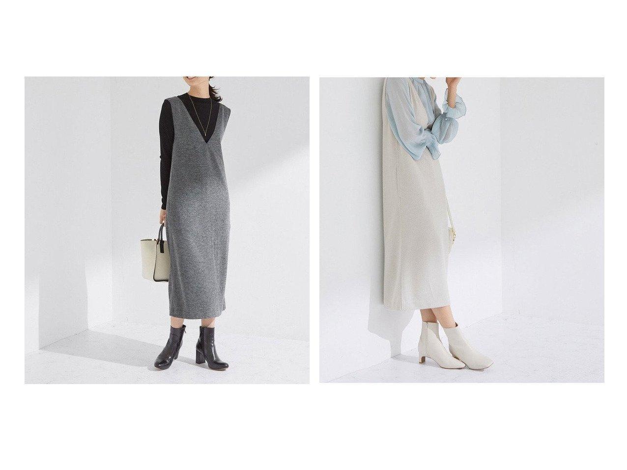 【ROPE/ロペ】の【手洗い可】ツィーディージャージージャンパースカート スカートのおすすめ!人気、トレンド・レディースファッションの通販 おすすめで人気の流行・トレンド、ファッションの通販商品 メンズファッション・キッズファッション・インテリア・家具・レディースファッション・服の通販 founy(ファニー) https://founy.com/ ファッション Fashion レディースファッション WOMEN スカート Skirt カットソー シンプル ダブル ツイード 再入荷 Restock/Back in Stock/Re Arrival |ID:crp329100000011740