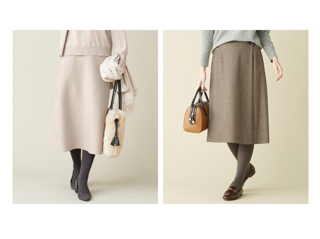 【J.PRESS/ジェイ プレス】のシックツイードチェック スカート&【洗える】PRINCE スカート スカートのおすすめ!人気、トレンド・レディースファッションの通販 おすすめで人気の流行・トレンド、ファッションの通販商品 メンズファッション・キッズファッション・インテリア・家具・レディースファッション・服の通販 founy(ファニー) https://founy.com/ ファッション Fashion レディースファッション WOMEN スカート Skirt 送料無料 Free Shipping シルク エレガント ストレッチ セットアップ バランス 洗える |ID:crp329100000011744