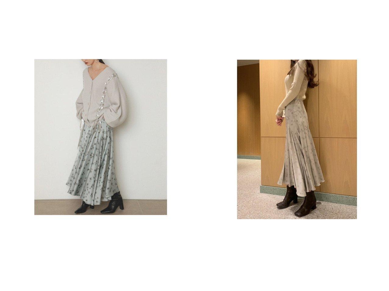 【SNIDEL/スナイデル】のサテンプリントスカート スカートのおすすめ!人気、トレンド・レディースファッションの通販 おすすめで人気の流行・トレンド、ファッションの通販商品 メンズファッション・キッズファッション・インテリア・家具・レディースファッション・服の通販 founy(ファニー) https://founy.com/ ファッション Fashion レディースファッション WOMEN スカート Skirt サテン スマート パープル フレア プリント 冬 Winter 2020年 2020 2020-2021 秋冬 A/W AW Autumn/Winter / FW Fall-Winter 2020-2021 |ID:crp329100000011747