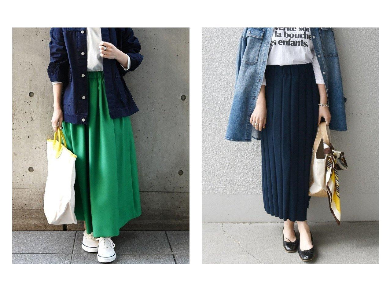 【SHIPS any/シップス エニィ】のSHIPS any ランダムタック シンプル フレアスカート&SHIPS any セミマーメイド ワイドリブニット スカート スカートのおすすめ!人気、トレンド・レディースファッションの通販 おすすめで人気の流行・トレンド、ファッションの通販商品 メンズファッション・キッズファッション・インテリア・家具・レディースファッション・服の通販 founy(ファニー) https://founy.com/ ファッション Fashion レディースファッション WOMEN スカート Skirt ロングスカート Long Skirt Aライン/フレアスカート Flared A-Line Skirts NEW・新作・新着・新入荷 New Arrivals パーカー ビッグ ポケット マーメイド ロング ワイドリブ 再入荷 Restock/Back in Stock/Re Arrival 春 Spring コンパクト シンプル チェック フレア ベーシック ランダム |ID:crp329100000011748