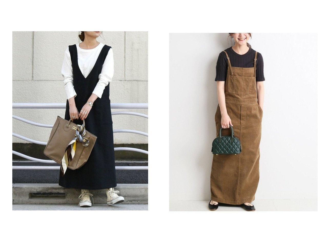 【SLOBE IENA/スローブ イエナ】のLE DENIM jumper skirt Re&【SHIPS any/シップス エニィ】のSHIPS any ツイル ジャージ ジャンパースカート スカートのおすすめ!人気、トレンド・レディースファッションの通販 おすすめで人気の流行・トレンド、ファッションの通販商品 メンズファッション・キッズファッション・インテリア・家具・レディースファッション・服の通販 founy(ファニー) https://founy.com/ ファッション Fashion レディースファッション WOMEN スカート Skirt NEW・新作・新着・新入荷 New Arrivals インナー ジャージ スリーブ ツイル 再入荷 Restock/Back in Stock/Re Arrival デニム ロング |ID:crp329100000011753
