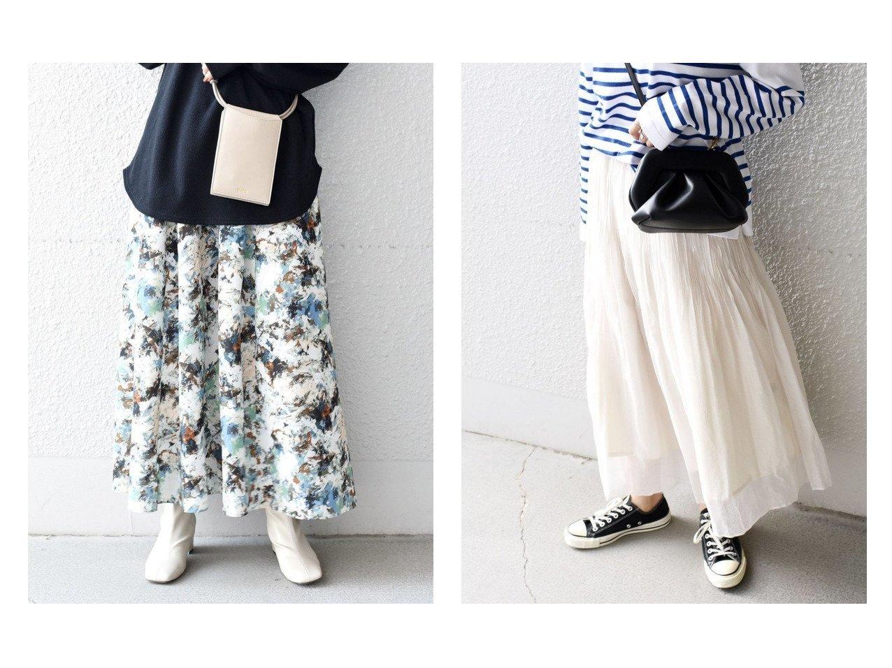 【SHIPS/シップス フォー ウィメン】のアートプリントフレアスカート&ワッシャープリーツスカート スカートのおすすめ!人気、トレンド・レディースファッションの通販 おすすめで人気の流行・トレンド、ファッションの通販商品 メンズファッション・キッズファッション・インテリア・家具・レディースファッション・服の通販 founy(ファニー) https://founy.com/ ファッション Fashion レディースファッション WOMEN スカート Skirt プリーツスカート Pleated Skirts Aライン/フレアスカート Flared A-Line Skirts NEW・新作・新着・新入荷 New Arrivals くるぶし エアリー ギャザー スニーカー バランス プリーツ 再入荷 Restock/Back in Stock/Re Arrival フラワー フレア プリント |ID:crp329100000011758
