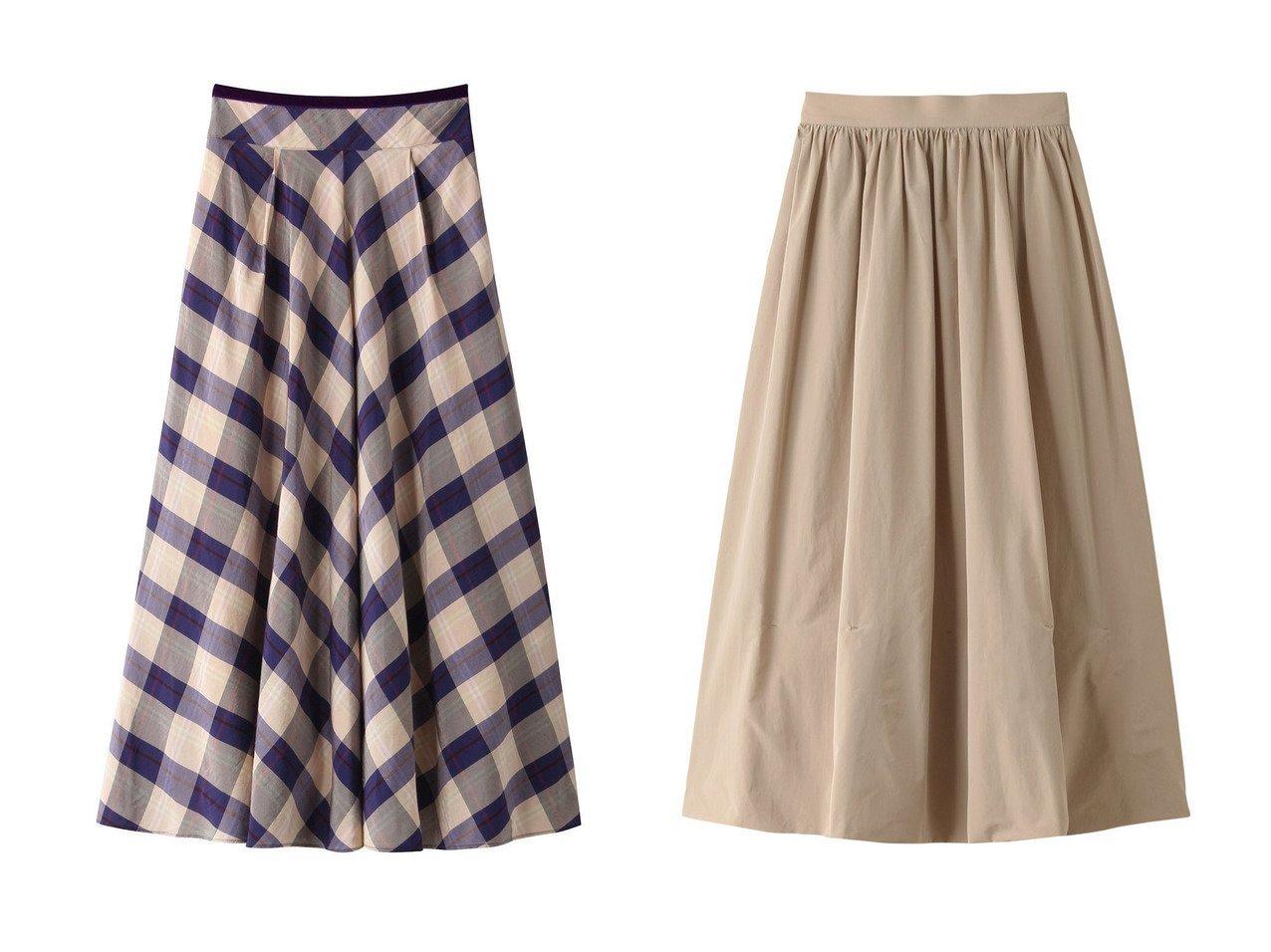 【martinique/マルティニーク】の【forte forte】チェックフレアスカート&【PLAIN PEOPLE/プレインピープル】のタフタコクーンスカート スカートのおすすめ!人気、トレンド・レディースファッションの通販 おすすめで人気の流行・トレンド、ファッションの通販商品 メンズファッション・キッズファッション・インテリア・家具・レディースファッション・服の通販 founy(ファニー) https://founy.com/ ファッション Fashion レディースファッション WOMEN スカート Skirt ロングスカート Long Skirt Aライン/フレアスカート Flared A-Line Skirts 2020年 2020 2020-2021 秋冬 A/W AW Autumn/Winter / FW Fall-Winter 2020-2021 2021年 2021 2021 春夏 S/S SS Spring/Summer 2021 エアリー タフタ フレア ロング 春 Spring A/W 秋冬 AW Autumn/Winter / FW Fall-Winter スウェット スニーカー チェック フェミニン ミックス |ID:crp329100000011773