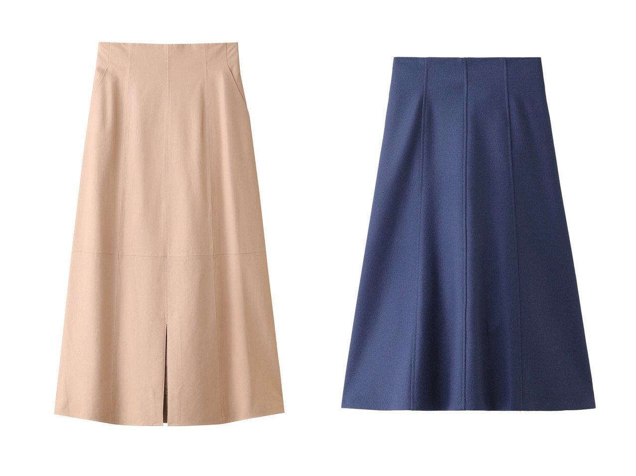 【ANAYI/アナイ】のレザーAラインスカート&ウールアッシュクテンジクフレアスカート スカートのおすすめ!人気、トレンド・レディースファッションの通販 おすすめで人気の流行・トレンド、ファッションの通販商品 メンズファッション・キッズファッション・インテリア・家具・レディースファッション・服の通販 founy(ファニー) https://founy.com/ ファッション Fashion レディースファッション WOMEN スカート Skirt Aライン/フレアスカート Flared A-Line Skirts ロングスカート Long Skirt クール マキシ 人気 フィット フレア ロング 冬 Winter |ID:crp329100000011774