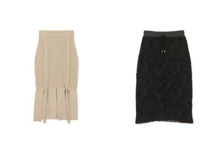【MALAMUTE/マラミュート】のBLAID SLIT SKIRT&AJISAI KNIT SKIRT スカートのおすすめ!人気、トレンド・レディースファッションの通販 おすすめファッション通販アイテム レディースファッション・服の通販 founy(ファニー) ファッション Fashion レディースファッション WOMEN スカート Skirt 2021年 2021 2021 春夏 S/S SS Spring/Summer 2021 S/S 春夏 SS Spring/Summer エレガント ストレッチ モチーフ フリンジ  ID:crp329100000011785