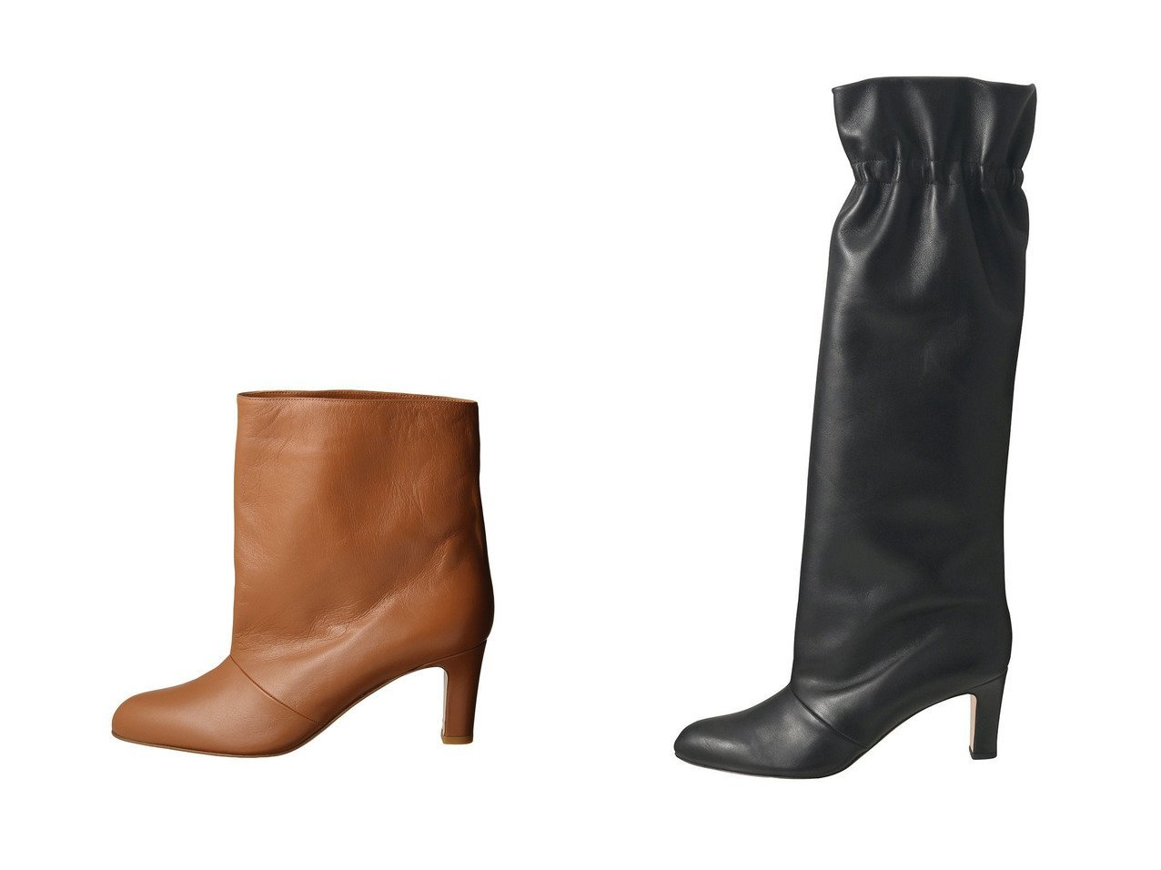 【1er Arrondissement/プルミエ アロンディスモン】の【NEBULONI】レザーアンクルブーツ&【NEBULONI E.】ロングブーツ シューズ・靴のおすすめ!人気、トレンド・レディースファッションの通販 おすすめで人気の流行・トレンド、ファッションの通販商品 メンズファッション・キッズファッション・インテリア・家具・レディースファッション・服の通販 founy(ファニー) https://founy.com/ ファッション Fashion レディースファッション WOMEN シンプル フェミニン ロング アンクル ショート トレンド 今季 |ID:crp329100000011793