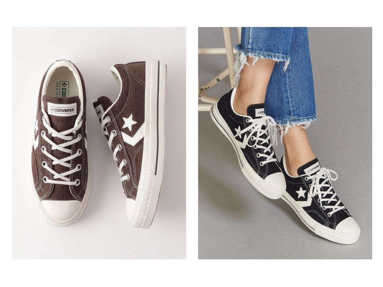 【BEAUTY&YOUTH UNITED ARROWS/ビューティアンド ユースユナイテッドアローズ】のCONVERSE(コンバース) CX-PRO SK コーデュロイ スニーカー シューズ・靴のおすすめ!人気、トレンド・レディースファッションの通販 おすすめで人気の流行・トレンド、ファッションの通販商品 メンズファッション・キッズファッション・インテリア・家具・レディースファッション・服の通販 founy(ファニー) https://founy.com/ ファッション Fashion レディースファッション WOMEN キャンバス クラシカル コーデュロイ シューズ スニーカー スリッポン フェミニン ラバー A/W 秋冬 AW Autumn/Winter / FW Fall-Winter |ID:crp329100000011797