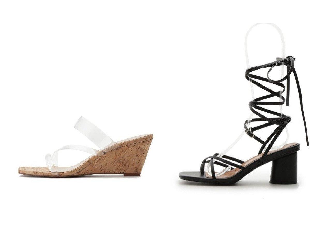 【SNIDEL/スナイデル】のレースアップサンダル&バリエミュール シューズ・靴のおすすめ!人気、トレンド・レディースファッションの通販 おすすめで人気の流行・トレンド、ファッションの通販商品 メンズファッション・キッズファッション・インテリア・家具・レディースファッション・服の通販 founy(ファニー) https://founy.com/ ファッション Fashion レディースファッション WOMEN 1月号 サンダル シューズ シンプル スクエア トレンド ベーシック ミュール ラップ 再入荷 Restock/Back in Stock/Re Arrival |ID:crp329100000011801