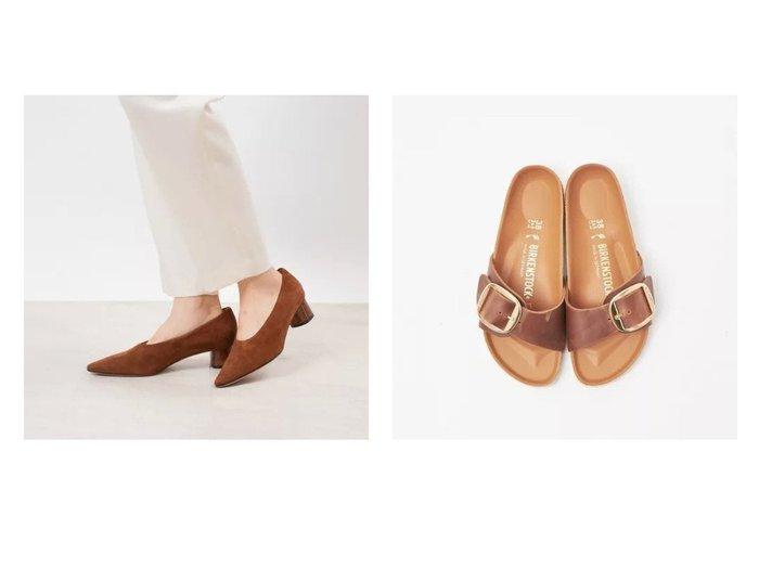 【Rouge vif/ルージュ ヴィフ】の【PELLICO】甲深ポインテッドパンプス&【qualite/カリテ】の【BIRKENSTOCK】MADRID マドリッド ビッグバックルサンダル シューズ・靴のおすすめ!人気、トレンド・レディースファッションの通販 おすすめ人気トレンドファッション通販アイテム 人気、トレンドファッション・服の通販 founy(ファニー)  ファッション Fashion レディースファッション WOMEN バッグ Bag サンダル シューズ シンプル ビッグ ビビッド 定番 Standard イタリア エレガント カッティング テクスチャー ベーシック モダン 人気 |ID:crp329100000011820