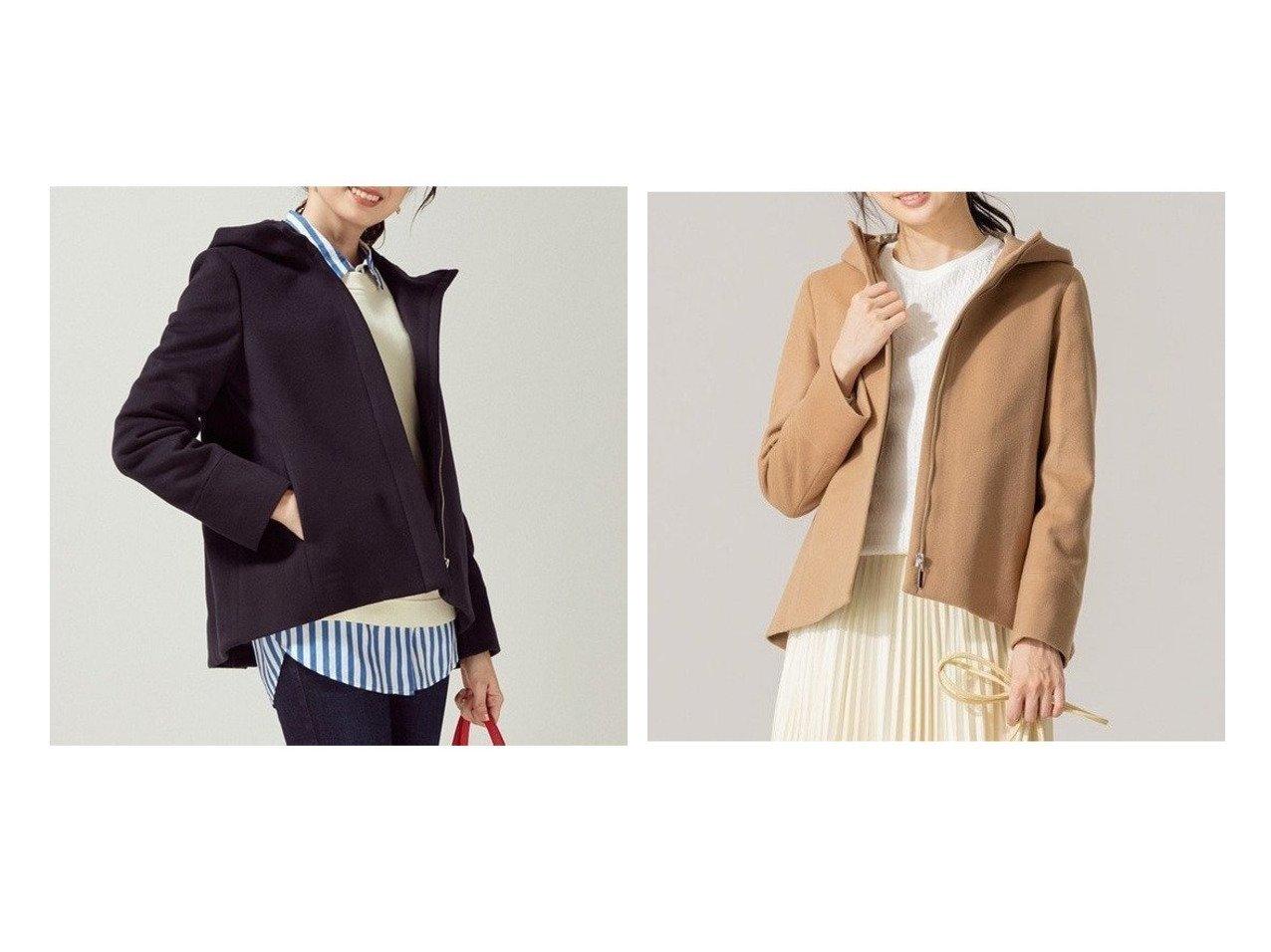 【KUMIKYOKU/組曲】のFBビーバー フード付きショートコート アウターのおすすめ!人気、トレンド・レディースファッションの通販 おすすめで人気の流行・トレンド、ファッションの通販商品 メンズファッション・キッズファッション・インテリア・家具・レディースファッション・服の通販 founy(ファニー) https://founy.com/ ファッション Fashion レディースファッション WOMEN アウター Coat Outerwear コート Coats ジャケット Jackets 送料無料 Free Shipping 2020年 2020 2020-2021 秋冬 A/W AW Autumn/Winter / FW Fall-Winter 2020-2021 A/W 秋冬 AW Autumn/Winter / FW Fall-Winter イタリア ショート ジャケット スペシャル ボトム |ID:crp329100000011877