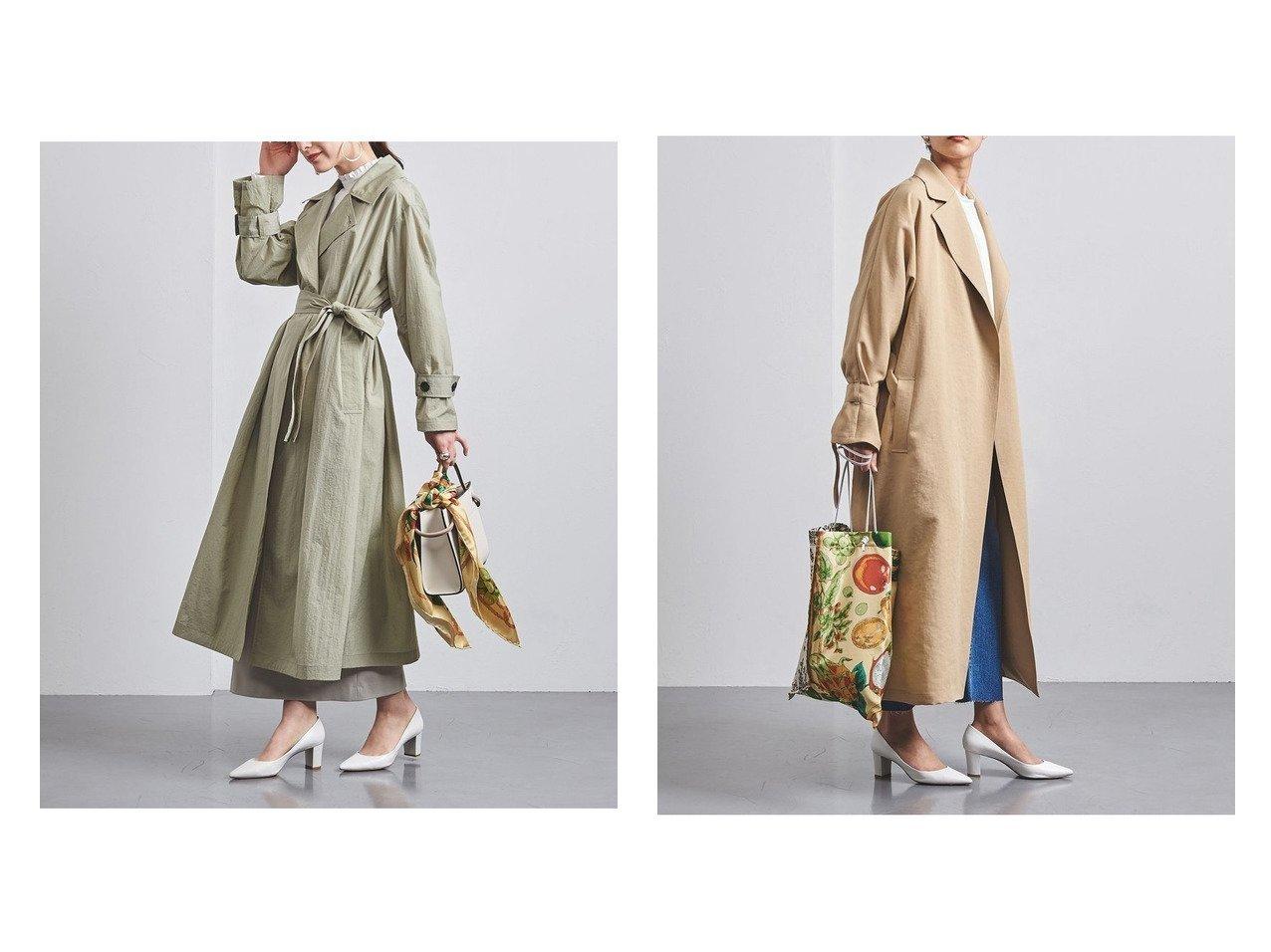 【UNITED ARROWS/ユナイテッドアローズ】のUBC NY テーラード ベルトコート†&P ドルマン テーラードコート† アウターのおすすめ!人気、トレンド・レディースファッションの通販 おすすめで人気の流行・トレンド、ファッションの通販商品 メンズファッション・キッズファッション・インテリア・家具・レディースファッション・服の通販 founy(ファニー) https://founy.com/ ファッション Fashion レディースファッション WOMEN アウター Coat Outerwear コート Coats ジャケット Jackets ベルト Belts NEW・新作・新着・新入荷 New Arrivals インナー ガウン ジャケット ドレープ 再入荷 Restock/Back in Stock/Re Arrival 冬 Winter 切替 テーラード フロント |ID:crp329100000011879