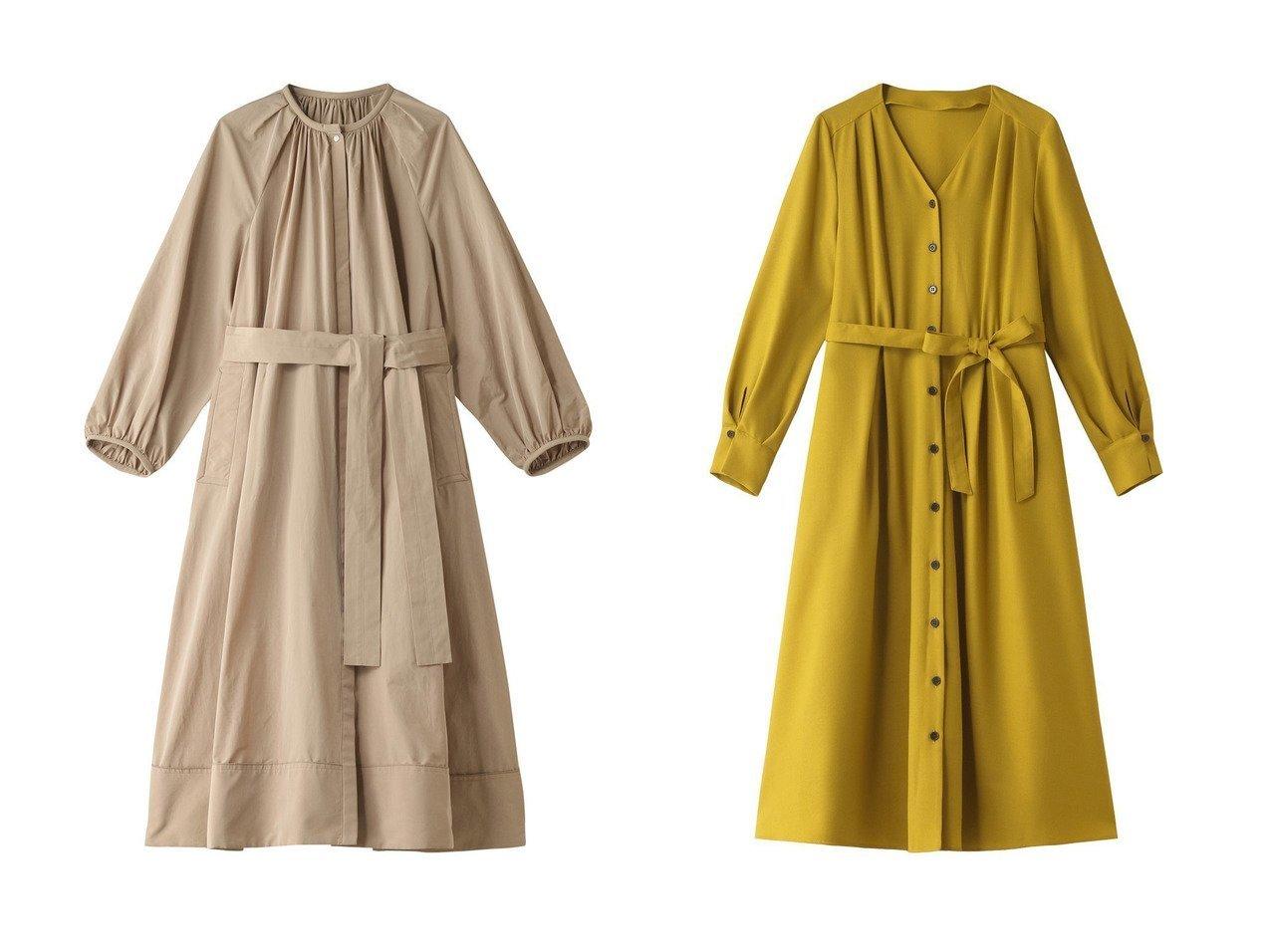 【PLAIN PEOPLE/プレインピープル】のタフタシャツワンピース&【ANAYI/アナイ】のジョーゼットVネックワンピース ワンピース・ドレスのおすすめ!人気、トレンド・レディースファッションの通販 おすすめで人気の流行・トレンド、ファッションの通販商品 メンズファッション・キッズファッション・インテリア・家具・レディースファッション・服の通販 founy(ファニー) https://founy.com/ ファッション Fashion レディースファッション WOMEN ワンピース Dress シャツワンピース Shirt Dresses 2020年 2020 2020-2021 秋冬 A/W AW Autumn/Winter / FW Fall-Winter 2020-2021 2021年 2021 2021 春夏 S/S SS Spring/Summer 2021 ギャザー タフタ フレア リボン ロング 春 Spring A/W 秋冬 AW Autumn/Winter / FW Fall-Winter ジョーゼット  ID:crp329100000011930