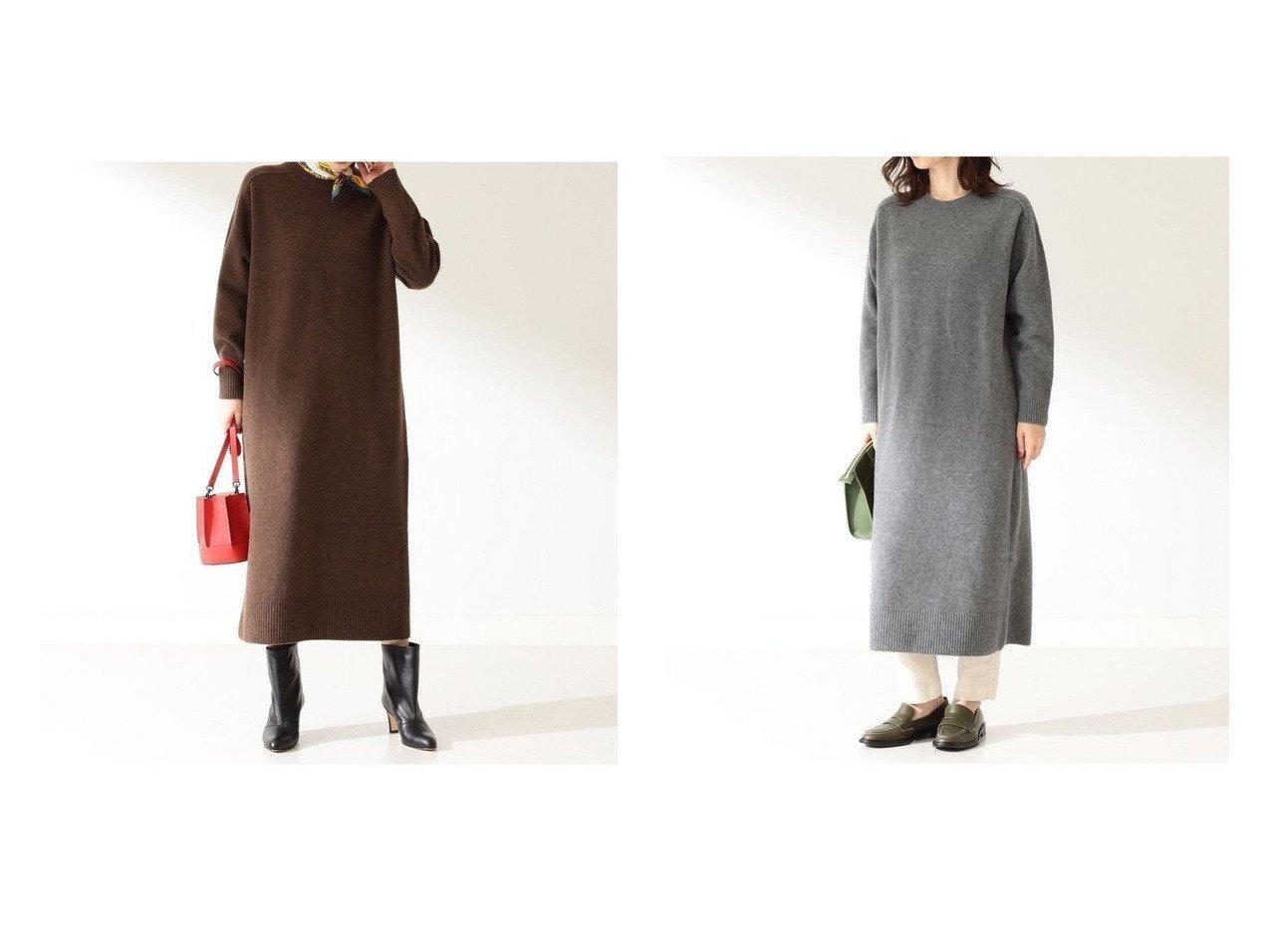 【Demi-Luxe BEAMS/デミルクス ビームス】のフリースウール ワンピース ワンピース・ドレスのおすすめ!人気、トレンド・レディースファッションの通販 おすすめで人気の流行・トレンド、ファッションの通販商品 メンズファッション・キッズファッション・インテリア・家具・レディースファッション・服の通販 founy(ファニー) https://founy.com/ ファッション Fashion レディースファッション WOMEN ワンピース Dress シャツワンピース Shirt Dresses ショルダー 再入荷 Restock/Back in Stock/Re Arrival  ID:crp329100000011965