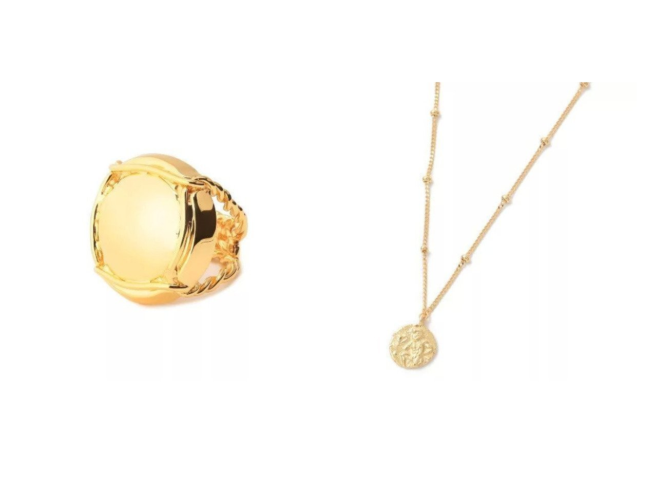【HIROKO HAYASHI/ヒロコ ハヤシ】のPEPE DOLCE(ペペ ドルチェ)指輪&【MARIHA/マリハ】のAncient Memories Zeus スタッド62cm アクセサリー・ジュエリーのおすすめ!人気、トレンド・レディースファッションの通販 おすすめで人気の流行・トレンド、ファッションの通販商品 メンズファッション・キッズファッション・インテリア・家具・レディースファッション・服の通販 founy(ファニー) https://founy.com/ ファッション Fashion レディースファッション WOMEN ジュエリー Jewelry ネックレス Necklaces アクセサリー モチーフ リアル クラシカル コイン チェーン ネックレス |ID:crp329100000012110