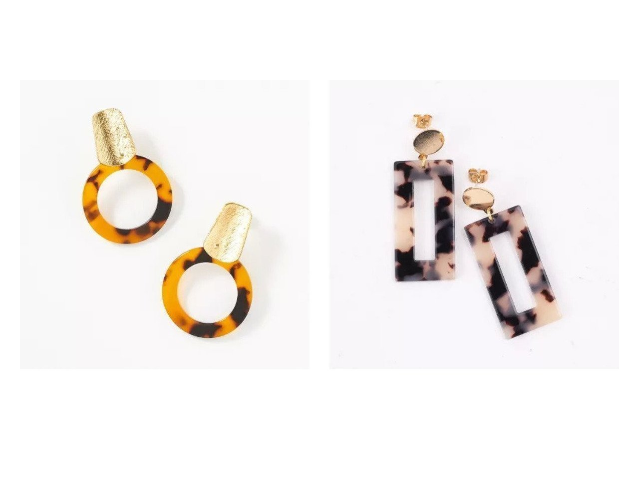 【interstaple/インターステイプル】のニュアンススクエアピアス&サークルピアス アクセサリー・ジュエリーのおすすめ!人気、トレンド・レディースファッションの通販 おすすめで人気の流行・トレンド、ファッションの通販商品 メンズファッション・キッズファッション・インテリア・家具・レディースファッション・服の通販 founy(ファニー) https://founy.com/ ファッション Fashion レディースファッション WOMEN アクセサリー サークル フェミニン レオパード 春 Spring スクエア スタイリッシュ |ID:crp329100000012113