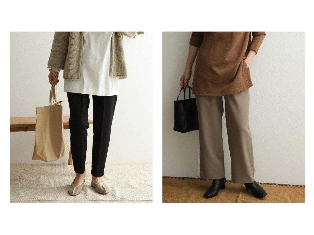 【URBAN RESEARCH DOORS/アーバンリサーチ ドアーズ】のストレッチテーパードイージーパンツ&ストレートイージーパンツ パンツのおすすめ!人気、トレンド・レディースファッションの通販 おすすめで人気の流行・トレンド、ファッションの通販商品 メンズファッション・キッズファッション・インテリア・家具・レディースファッション・服の通販 founy(ファニー) https://founy.com/ ファッション Fashion レディースファッション WOMEN パンツ Pants NEW・新作・新着・新入荷 New Arrivals ジーンズ ストレッチ センター チュニック ツイル テーパード バランス ポケット リラックス 春 Spring ストレート 冬 Winter |ID:crp329100000012407