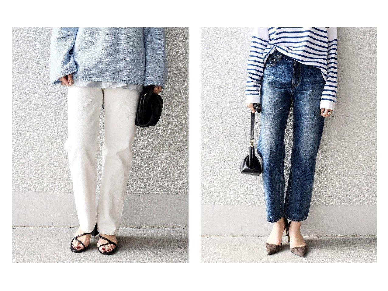 【SHIPS/シップス フォー ウィメン】のスリムストレートデニム white&スリムストレートデニム blue パンツのおすすめ!人気、トレンド・レディースファッションの通販 おすすめで人気の流行・トレンド、ファッションの通販商品 メンズファッション・キッズファッション・インテリア・家具・レディースファッション・服の通販 founy(ファニー) https://founy.com/ ファッション Fashion レディースファッション WOMEN パンツ Pants NEW・新作・新着・新入荷 New Arrivals ジーンズ ストレート デニム ヴィンテージ 人気 再入荷 Restock/Back in Stock/Re Arrival 春 Spring |ID:crp329100000012410