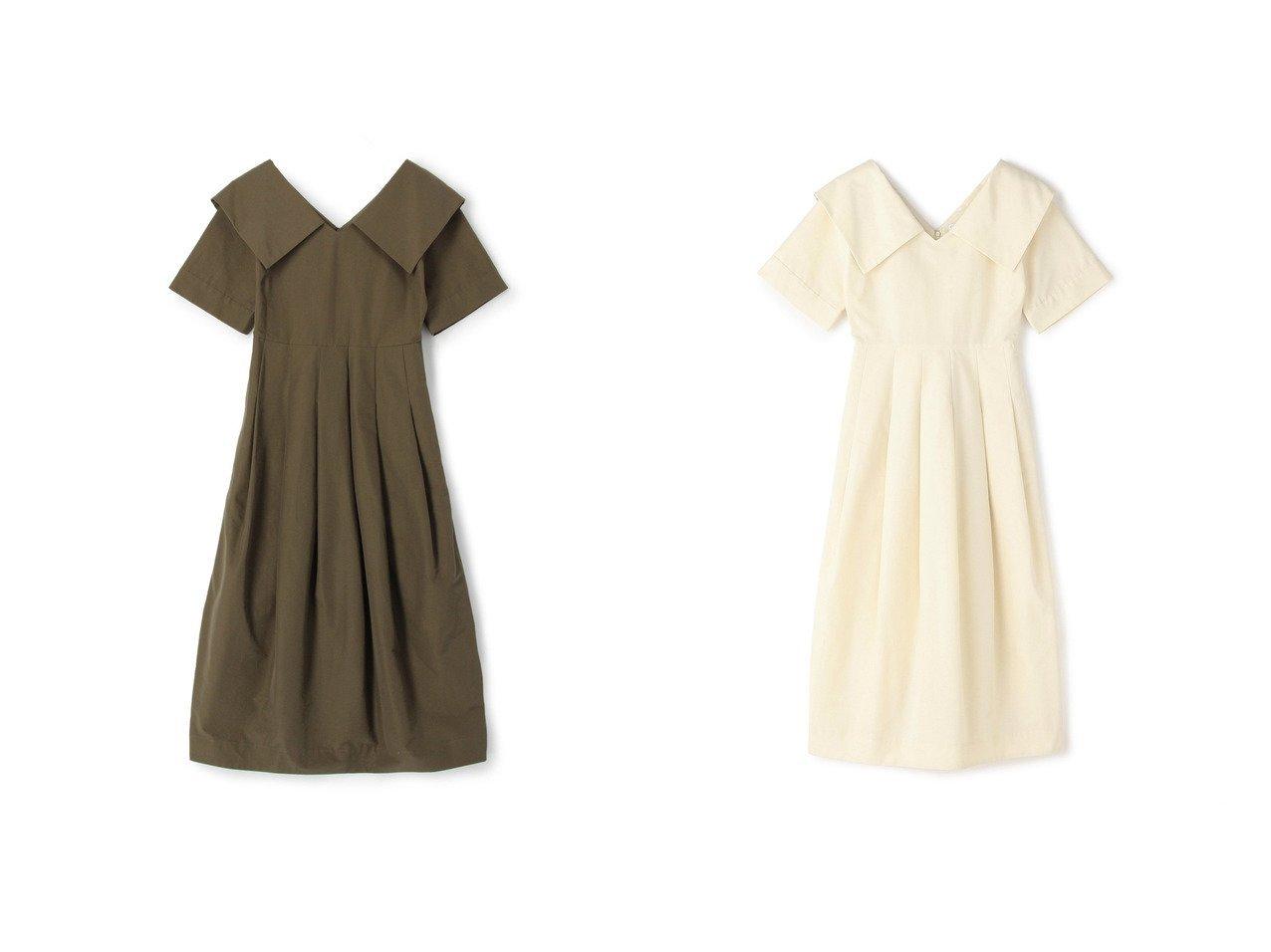 【COLUMN/カラム】のビッグカラーワンピース おすすめ!人気、トレンド・レディースファッションの通販 おすすめで人気の流行・トレンド、ファッションの通販商品 メンズファッション・キッズファッション・インテリア・家具・レディースファッション・服の通販 founy(ファニー) https://founy.com/ ファッション Fashion レディースファッション WOMEN ワンピース Dress コレクション コンシャス シェイプ ジャケット セットアップ ドレープ ファブリック フォルム ボトム 再入荷 Restock/Back in Stock/Re Arrival |ID:crp329100000012689