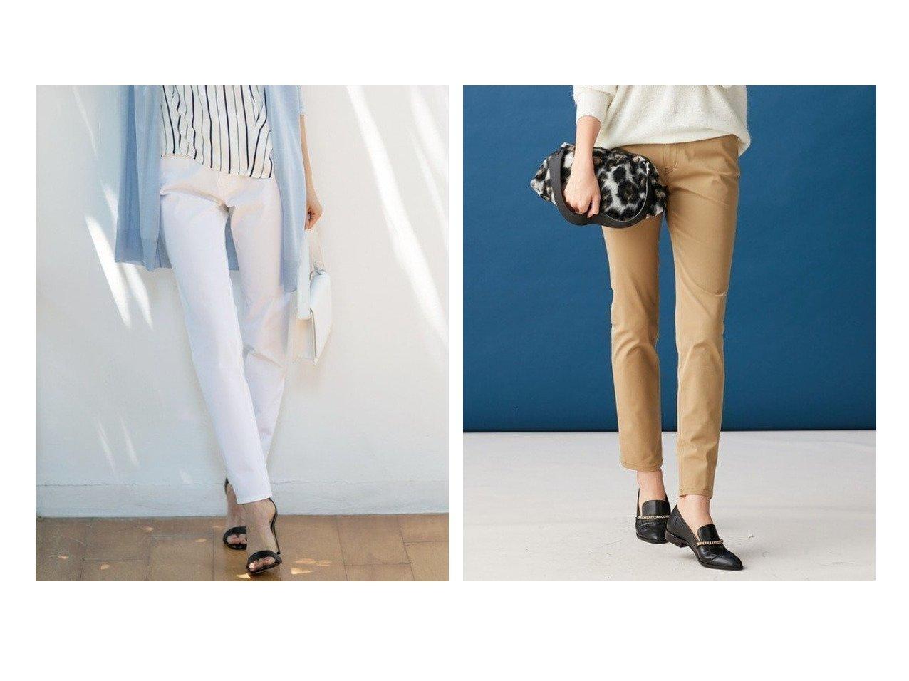 【iCB/アイシービー】の【秋の新色登場!】Super Stretch Thread パンツ パンツのおすすめ!人気、トレンド・レディースファッションの通販 おすすめで人気の流行・トレンド、ファッションの通販商品 メンズファッション・キッズファッション・インテリア・家具・レディースファッション・服の通販 founy(ファニー) https://founy.com/ ファッション Fashion レディースファッション WOMEN パンツ Pants 秋 Autumn/Fall カッティング ストレッチ 定番 Standard 人気 ポケット ロング 再入荷 Restock/Back in Stock/Re Arrival 送料無料 Free Shipping |ID:crp329100000012739