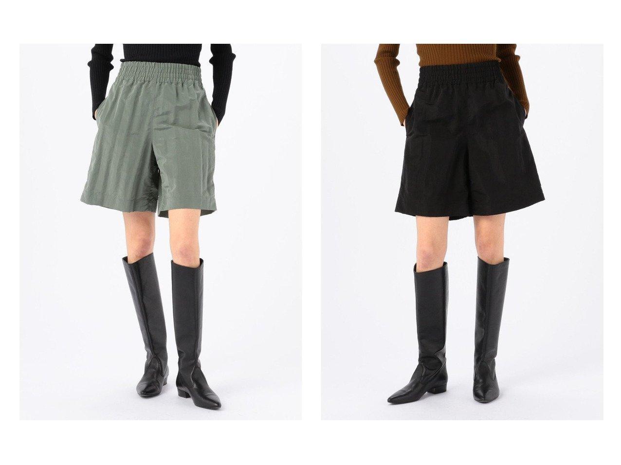 【DES PRES / TOMORROWLAND/デプレ】のナイロンタフタ ショートパンツ パンツのおすすめ!人気、トレンド・レディースファッションの通販 おすすめで人気の流行・トレンド、ファッションの通販商品 メンズファッション・キッズファッション・インテリア・家具・レディースファッション・服の通販 founy(ファニー) https://founy.com/ ファッション Fashion レディースファッション WOMEN パンツ Pants ハーフ / ショートパンツ Short Pants NEW・新作・新着・新入荷 New Arrivals 2020年 2020 2020-2021 秋冬 A/W AW Autumn/Winter / FW Fall-Winter 2020-2021 A/W 秋冬 AW Autumn/Winter / FW Fall-Winter イタリア ショート ジーンズ タフタ バランス フレア |ID:crp329100000012842