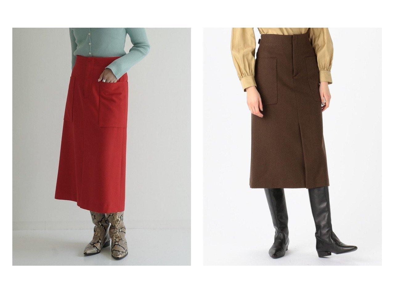 【TOMORROWLAND MACPHEE/トゥモローランド マカフィー】のウールフランネル トラペーズスカート パンツのおすすめ!人気、トレンド・レディースファッションの通販 おすすめで人気の流行・トレンド、ファッションの通販商品 メンズファッション・キッズファッション・インテリア・家具・レディースファッション・服の通販 founy(ファニー) https://founy.com/ ファッション Fashion レディースファッション WOMEN スカート Skirt Aライン/フレアスカート Flared A-Line Skirts 2020年 2020 2020-2021 秋冬 A/W AW Autumn/Winter / FW Fall-Winter 2020-2021 A/W 秋冬 AW Autumn/Winter / FW Fall-Winter カーゴパンツ クラシカル パッチ フィット フレア ポケット |ID:crp329100000012853