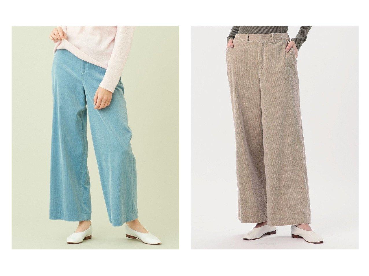 【GALERIE VIE / TOMORROWLAND/ギャルリー ヴィー】のシャンカールコーデュロイ ストレートパンツ パンツのおすすめ!人気、トレンド・レディースファッションの通販 おすすめで人気の流行・トレンド、ファッションの通販商品 メンズファッション・キッズファッション・インテリア・家具・レディースファッション・服の通販 founy(ファニー) https://founy.com/ ファッション Fashion レディースファッション WOMEN パンツ Pants 2020年 2020 2020-2021 秋冬 A/W AW Autumn/Winter / FW Fall-Winter 2020-2021 A/W 秋冬 AW Autumn/Winter / FW Fall-Winter インド コーデュロイ ジーンズ ストレート ドレープ リラックス ワイド 定番 Standard |ID:crp329100000012854