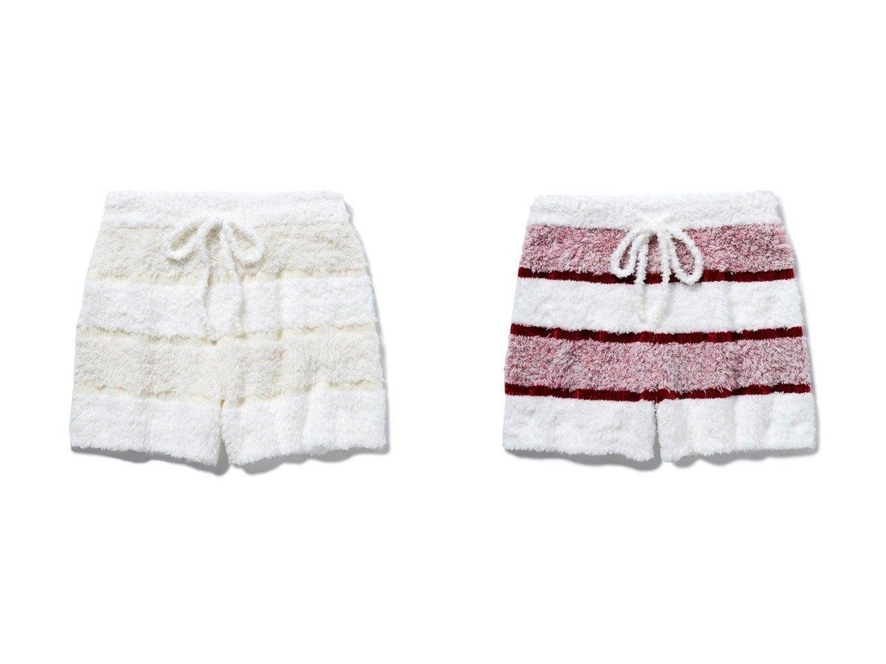 【gelato pique/ジェラート ピケ】の【PARIYA】ケーキBDショートパンツ パンツのおすすめ!人気、トレンド・レディースファッションの通販 おすすめで人気の流行・トレンド、ファッションの通販商品 メンズファッション・キッズファッション・インテリア・家具・レディースファッション・服の通販 founy(ファニー) https://founy.com/ ファッション Fashion レディースファッション WOMEN パンツ Pants ハーフ / ショートパンツ Short Pants インナー カーディガン コレクション ショート スウィート 人気 ベロア メランジ  ID:crp329100000012885