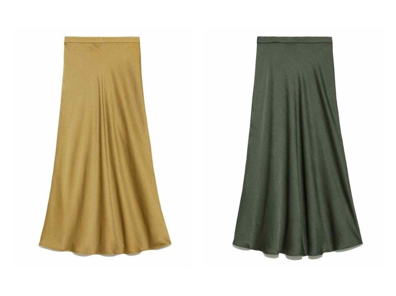 【Mila Owen/ミラオーウェン】のサテンバイアスロングスカート スカートのおすすめ!人気、トレンド・レディースファッションの通販 おすすめで人気の流行・トレンド、ファッションの通販商品 メンズファッション・キッズファッション・インテリア・家具・レディースファッション・服の通販 founy(ファニー) https://founy.com/ ファッション Fashion レディースファッション WOMEN スカート Skirt ロングスカート Long Skirt NEW・新作・新着・新入荷 New Arrivals インナー ウォッシャブル バイアス フレア ベーシック リラックス ロング 再入荷 Restock/Back in Stock/Re Arrival |ID:crp329100000012904