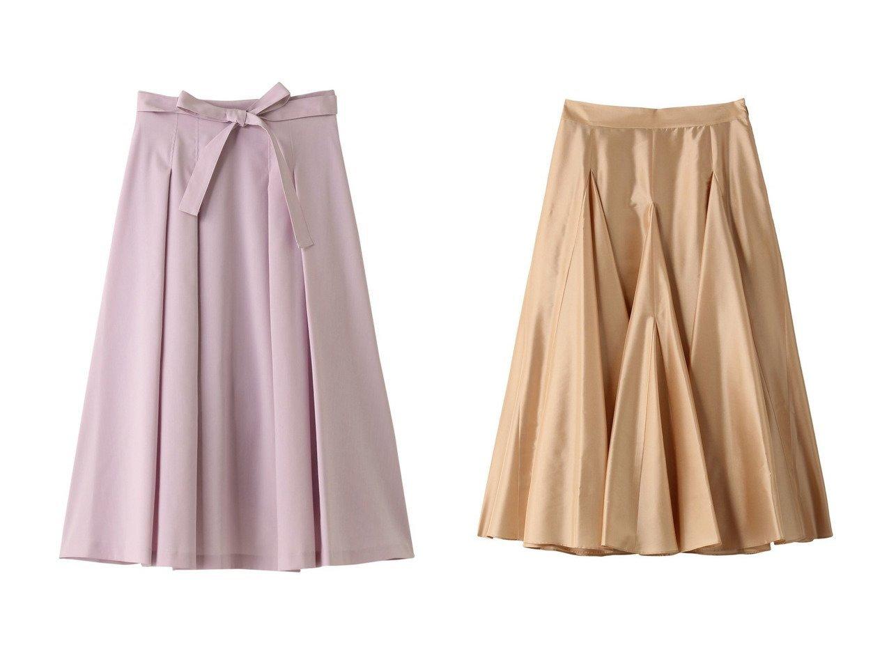 【ANAYI/アナイ】のリネンコンストレッチフレアスカート&タフタシームフレアスカート スカートのおすすめ!人気、トレンド・レディースファッションの通販 おすすめで人気の流行・トレンド、ファッションの通販商品 メンズファッション・キッズファッション・インテリア・家具・レディースファッション・服の通販 founy(ファニー) https://founy.com/ ファッション Fashion レディースファッション WOMEN スカート Skirt Aライン/フレアスカート Flared A-Line Skirts ストレッチ フェミニン フレア リネン リボン 人気 再入荷 Restock/Back in Stock/Re Arrival |ID:crp329100000012916